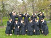 伊達緑丘高等学校制服画像